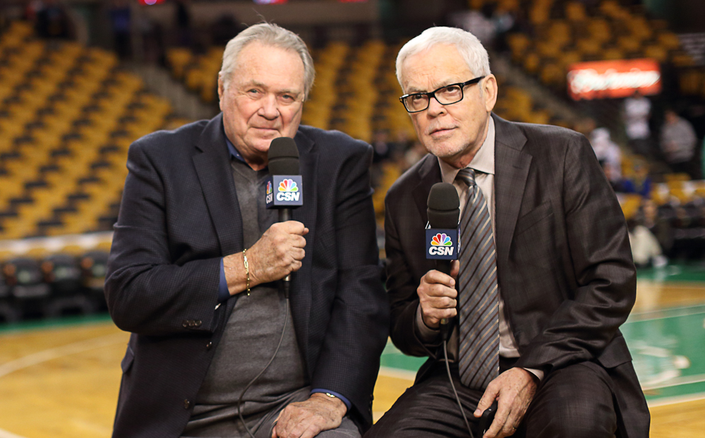 mike gorman and tommy heinsohn